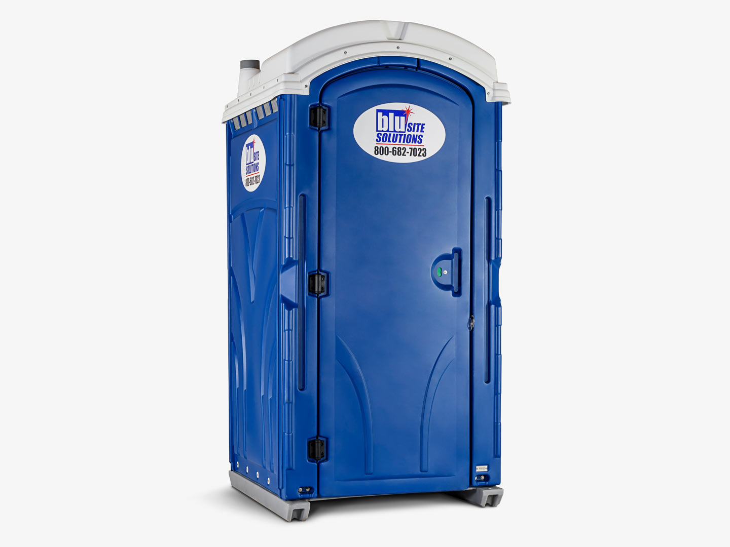 Blu john unit porta potty easy quote and rent blu site for Porta or