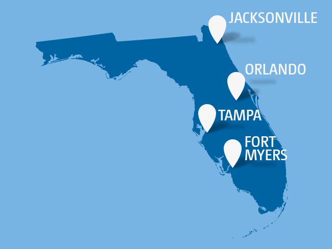 All Florida Locations